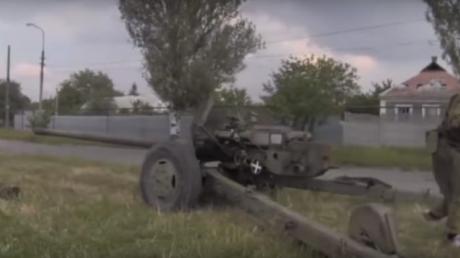 Многострадальный Донецк вновь слышит взрывы: боевики возобновили провокационные обстрелы