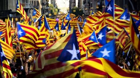Проведем, несмотря на все запреты правительства Испании: стала известна дата референдума о независимости Каталонии