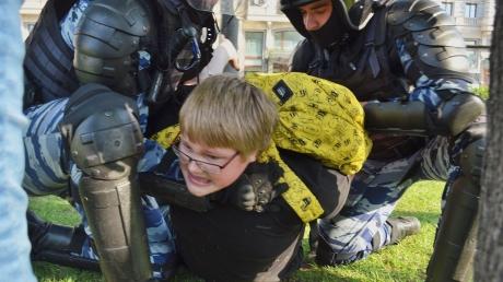 Россия, политика, путин, режим, протесты, криминал, аресты