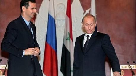 """Вот это действительно нож в спину: Путин на встрече с Трампом окончательно решил """"слить"""" Асада. Тиллерсон озвучил приговор сирийскому диктатору"""