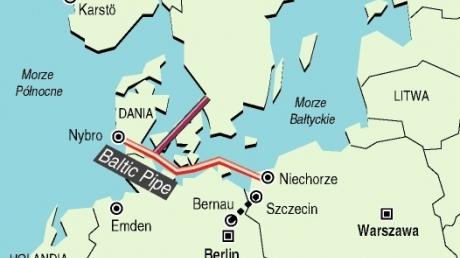 Премьеры Польши и Дании обсудили детали строительства газопровода, который поможет избавиться от российской газовой зависимости