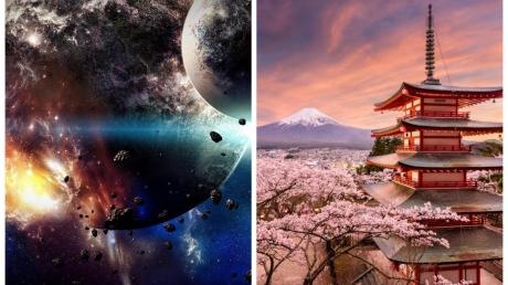 Япония, Марианская впадина, Тихий океан, Нибиру, новости, наука, планета Х, Всемирный потоп