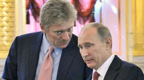 Песков о причинах выхода армии РФ из Сирии: Путин ни с кем не договаривался