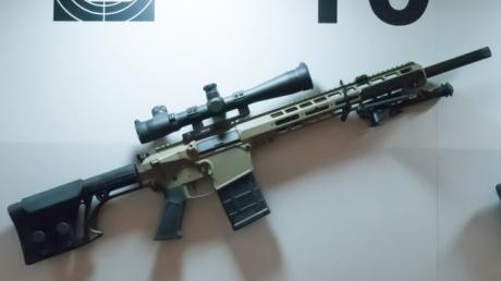 Нацгвардию вооружили штурмовыми винтовками UAR-15 по стандартам НАТО: круче, чем автомат Калашникова