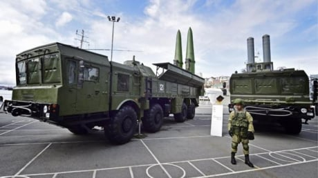 """В Беларуси заметили российскую военную технику: ракетные комплексы """"Бастион"""" засекли на границе"""