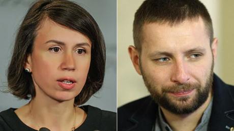 ГБР, Черновол, евромайдан, Генеральная прокуратура, журналист, конфликт, подозрение