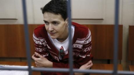 Официально: суд РФ признал Савченко виновной в убийстве российских журналистов в Донбассе