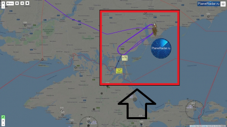 Опубликован радиоперехват российских военных, увидевших B-52 в небе над Украиной: аудио публикуется впервые