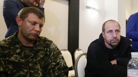 украина, война на донбассе, днр, захарченко, ходаковский
