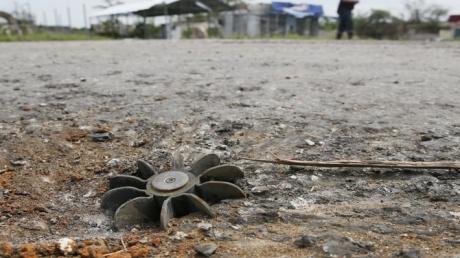 На Донбассе двое украинских военных подорвались на мине: в штабе АТО рассказали шокирующие подробности жуткой трагедии