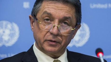 Сергеев - Чуркину: Не лезьте в конституцию Украины!