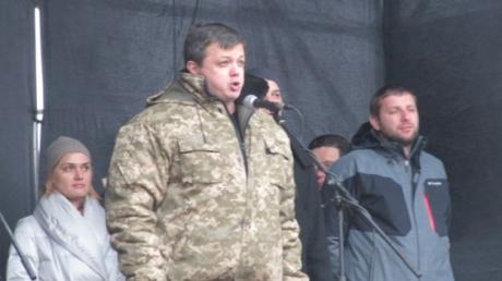Украина, местные выборы, Кривой Рог, Семенченко, Вилкул, общество