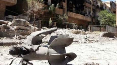 """Трагедия в Алеппо: 6 детей мгновенно погибли в результате подрыва на мине террористов """"ИГИЛ"""""""