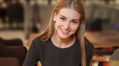 Кристина Асмус снялась в сцене для нового фильма - кадры