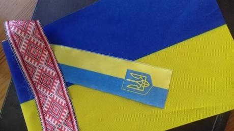 флаг украины, украина, донбасс, фото, соцсети, луганск, лнр, jyrnalist