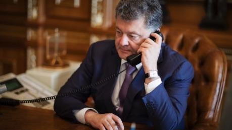 Порошенко попросил главу Евросовета направить в Украину миссию военных экспертов
