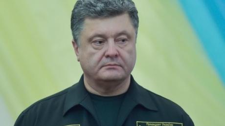 Порошенко: приказываю всем украинским частям остановить огонь в зоне АТО - полный текст заявления