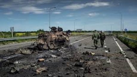 АТЦ: впервые за неделю в Дебальцевском и Мариупольском направлениях боевики не обстреливали мирные города