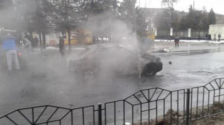 обстрел остановки в донецке, донбасс, украина, трагедия, общество, погибшие, украинские военные