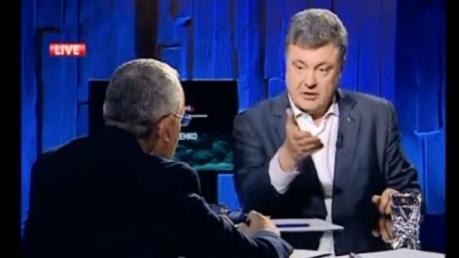 Порошенко надеется, что Шустер придет договариваться о сотрудничестве, чтобы не потерять свой бизнес - Бутусов