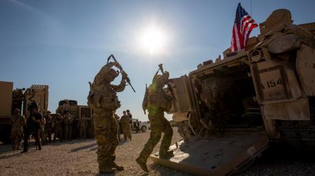 """""""Мы решили вопрос"""", – Военные США рассказали о задержании генерал-майора РФ в Сирии"""