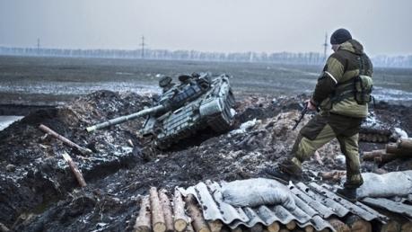 ОБСЕ: В Дебальцево был нарушен режим прекращения огня