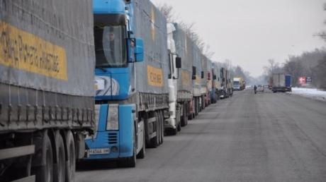 Фонд Рината Ахметова: в Донецк прибыла очередная автоколонна гуманитарной помощи