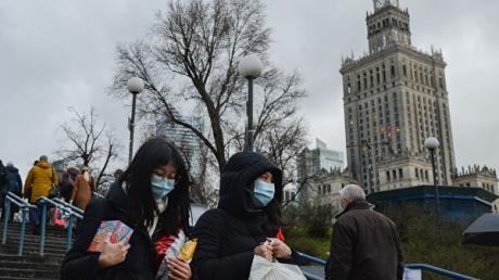 Коронавирус в Польше: официальная статистика и итоги за 26 марта  (обновлено)
