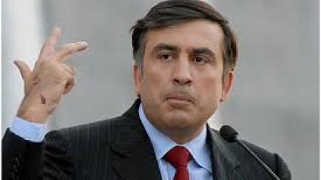 Саакашвили будет координировать поставки оружия в Украину
