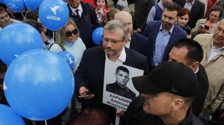 """""""Покажите по теликам, иначе будут только наши титушки"""", - Вилкул подтвердил свое участие в организации беспорядков в Днепре 9 мая (кадры)"""