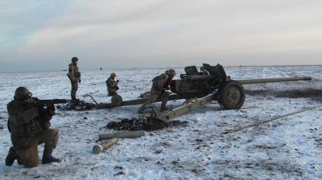 АТЦ: боевики штурмовали позиции военных под Авдеевкой и Дебальцево