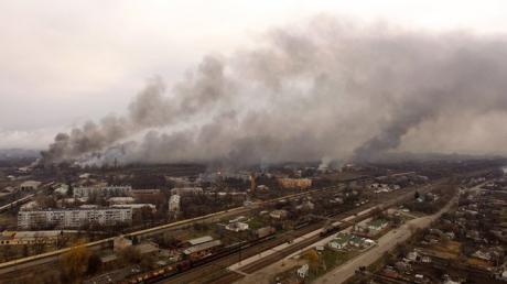 Выводы Матиоса и Луценко по Балаклее опровергли: следственная комиссия ВР назвала причину взрывов