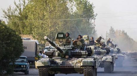 Обострение в районе Нагорного Карабаха: армянские вооруженные силы перешли в  контрнаступление по ряду направлений зоны конфликта