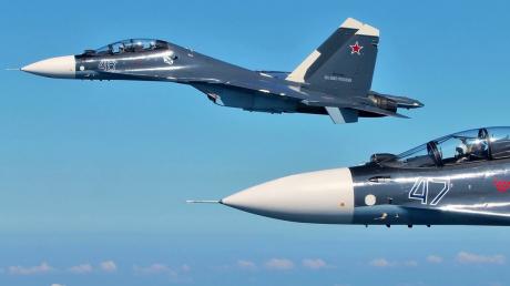 россия, сша, авиация, в-1, су-27, су-30, ВСУ