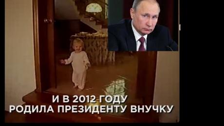 В Сети впервые опубликовано видео с внучкой Путина: стало известно, откуда произошла утечка информации, - кадры