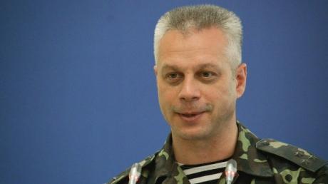 СНБО: Силы АТО продолжают сужать кольцо вокруг Донбасса