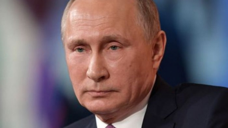 Опубликовано видео, как Путина публично поймали на вранье по Донбассу: россиян сдал бывший союзник