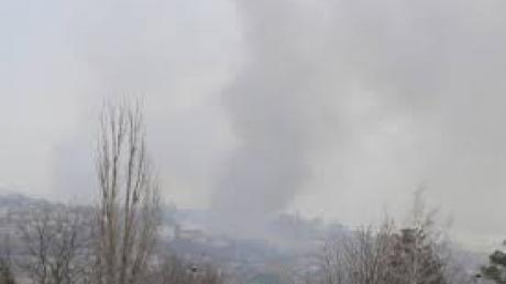 """Сегодня боевики предложили прекратить огонь и обстреляли Широкино, - штаб """"Оборона Мариуполя"""""""