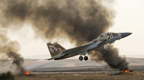 ВВС Израиля нанесли очередной ответный удар по армии Асада-Путина в Сирии: озвучены новые данные по потерям пропутинских войск