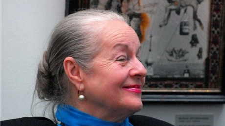 светлана параджанова, скончалась, киев сегодня, вдова, сергей параджанов, украина