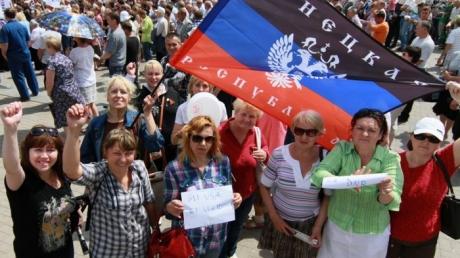 """""""Неуважаемые россияне, воюйте с американцами в своей не****й стране. Попытки ваших пропагандистов изобразить """"гражданскую войну"""" в  оккупированном Донбассе с треском проваливаются"""" - блогер"""