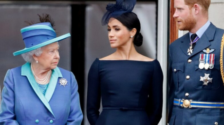 Принц Чарльз перестал давать деньги Гарри иМеган