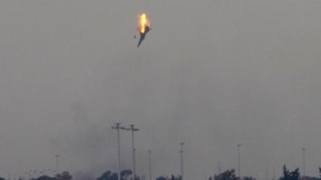 Очередные потери в Сирии: террористы ИГИЛ уничтожили асадовский боевой самолет