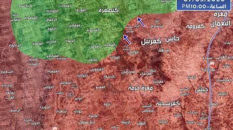 сирия, идлиб, война, асад, САА, наступление