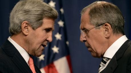 Лавров и Керри сегодня обсудят АТО в Украине