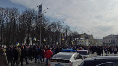 СМИ: в Харькове в результате взрыва два человека погибло, четверо пострадали