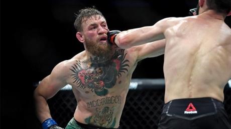 """""""Мне плевать, что я хорошо бился. Я хотел опозорить Нурмагомедова"""", - Макгрегор о громком поражении в бою UFC"""