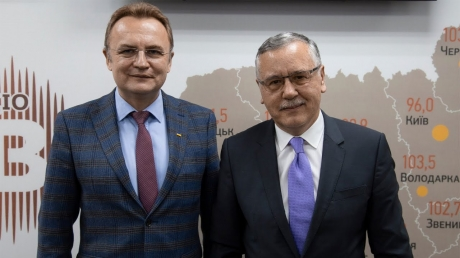 Садовый и Гриценко сделали ключевое заявление по выборам президента