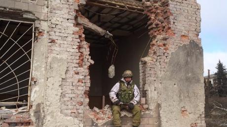 Снайпер ВСУ: в Донбассе воюют, в основном, местные жители