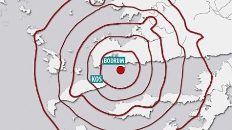Сотни раненых и двое погибших: у берегов Турции и греческого острова Кос произошло разрушительное землетрясение - кадры